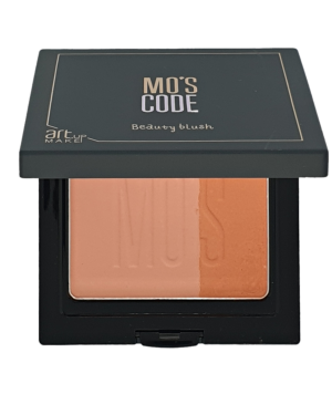 Blusher for cheeks in young energise