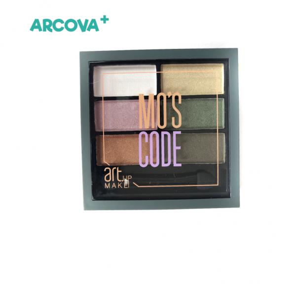 Eye Shadow Palette, 6 colours