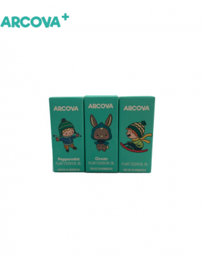 Arcova Essential Oils - Ocean/Peppermint/Lemon Grass