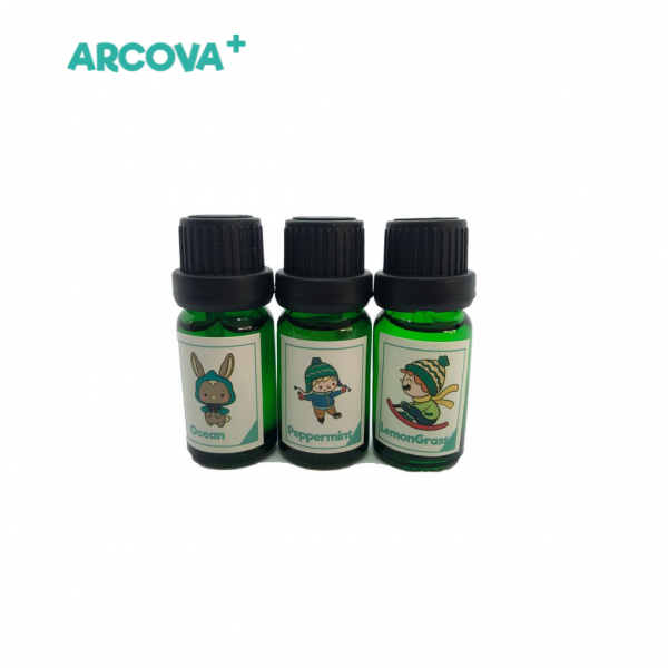 Arcova Essential Oils, hair care products Malaysia