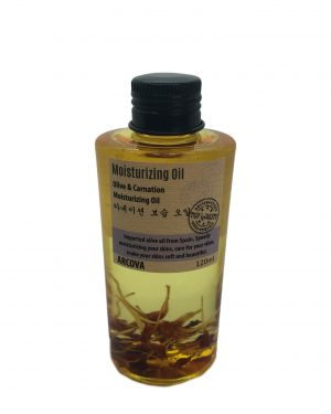 Carnation Body oil