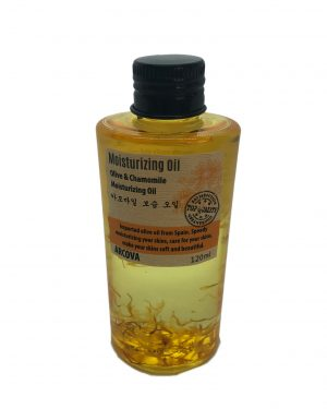 Chamomile body oil, Korean products in Malaysia